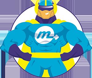 Mt mascot hands on hips